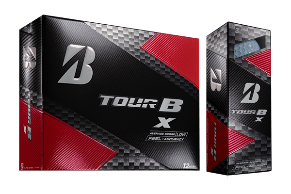 Bridgestone Tour B X Golf Ball