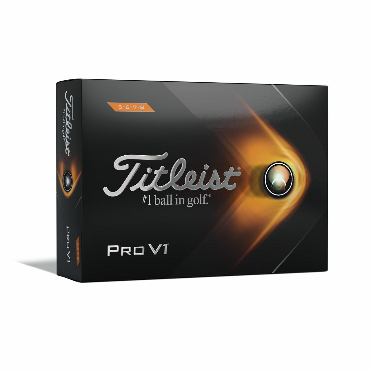 Titleist Pro V1 HIGH #