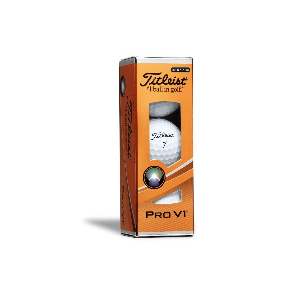 Titleist Pro V1 (High #) Golf Ball