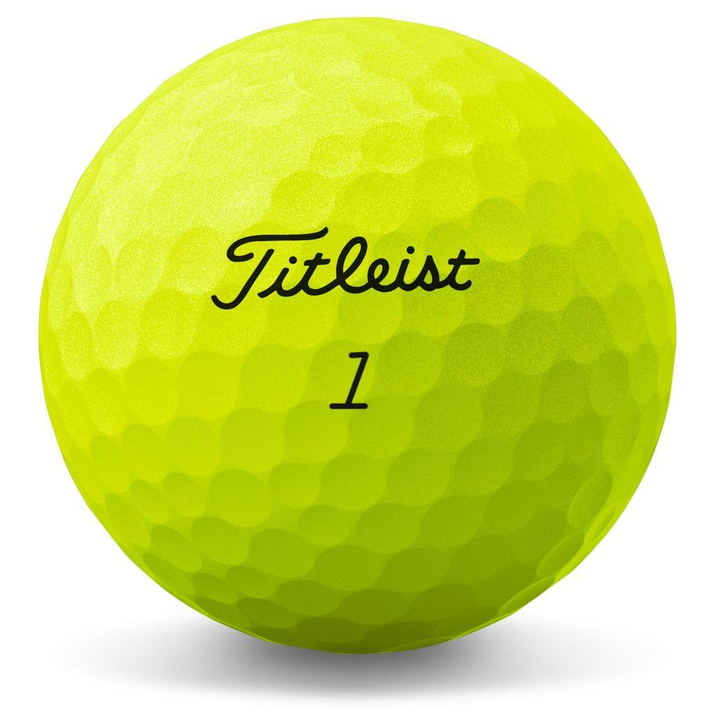 Titleist Pro V1 YELLOW Golf Ball