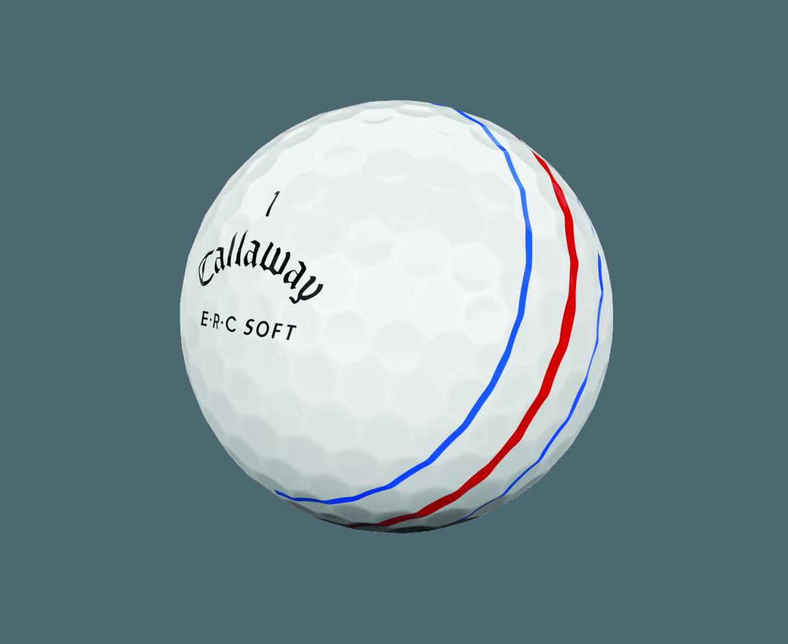 ERC SOFT GOLF BALL